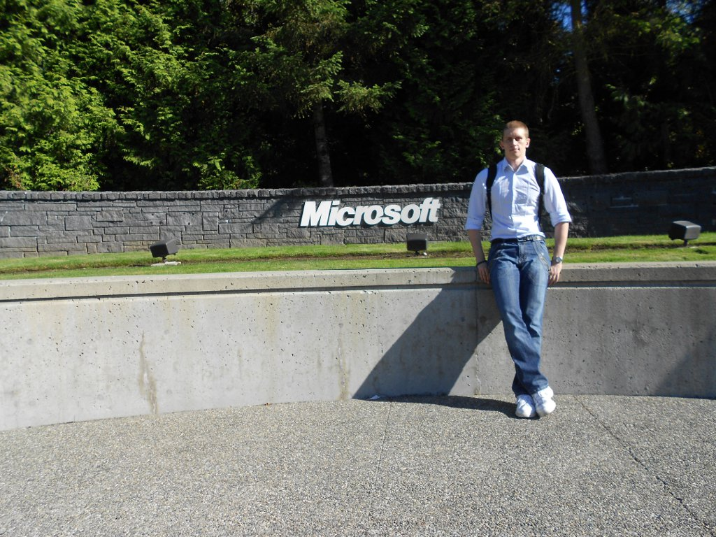 My Microsoft internship interviews in Redmond