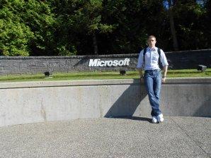 Microsoft Campus, Redmond, WA, 2011
